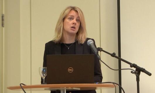 Hanna Thorsen orienterte i Kringkastingsrådet