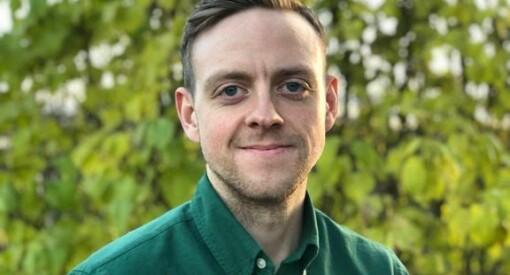 Truls Sylvarnes (29) er ny ansvarlig redaktør og daglig leder i Østlendingen