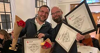Dagbladet vant Data-SKUP-prisen
