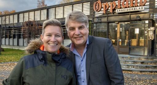 Nyhetsredaktør Anita Gjøs går fra Amta – blir frontsjef i Oppland Arbeiderblad