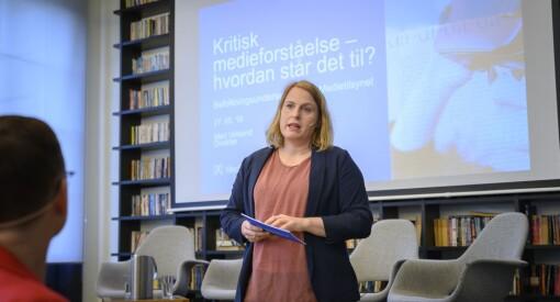 Medietilsynet lanserer ny rapport om tillit: VG stuper på målingen