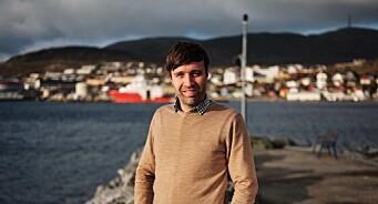 Arne Reginiussen (37) blir direktør for nye medier i Amedia