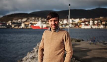 Arne (37) blir direktør for nye medier i Amedia