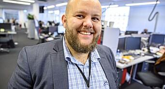 Gard L. Michalsen slutter som ansvarlig redaktør i E24