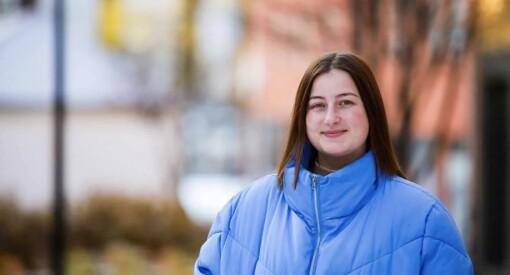 Maiken Johnsen (25) slutter i Bodø Nu - blir kommunikasjonsrådgiver og redaktør hos NAV