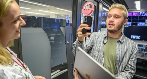 VG lanserer nyhetsshow på Snapchat: – Det blir hardere og kjappere nyheter