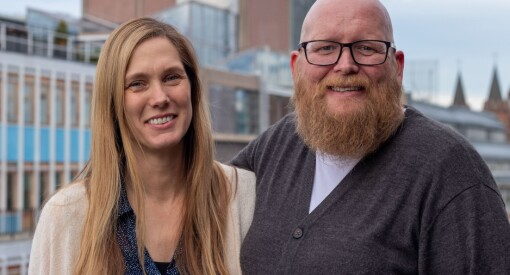 To nyansettelser i Nettavisen: Liv Ingrid Liaaen Mellemseter (44) og Bjørn Skomakerstuen (46)
