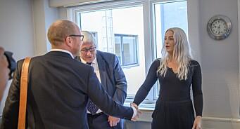 VG og Sofie er enige om forlik: Nekter å røpe detaljer
