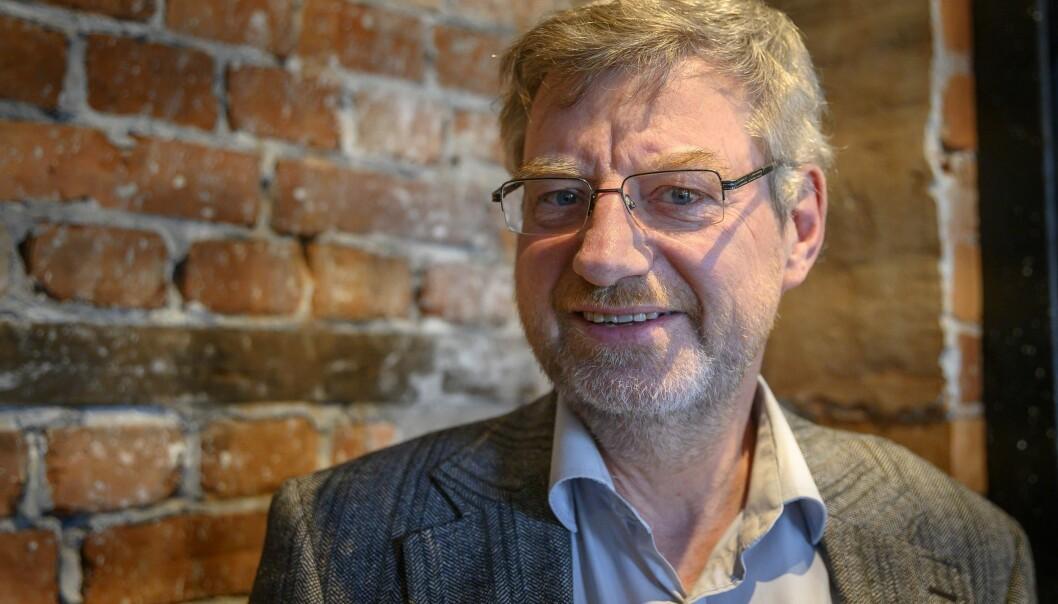 Ansvarlig redaktør og administrerende direktør Magne Lerø i Medier og Ledelse.