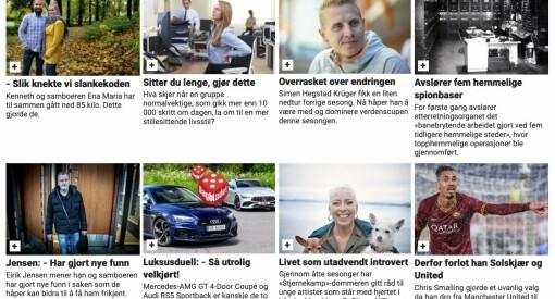 Her er begrunnelsen: Derfor får ikke Dagbladet Pluss pressestøtte