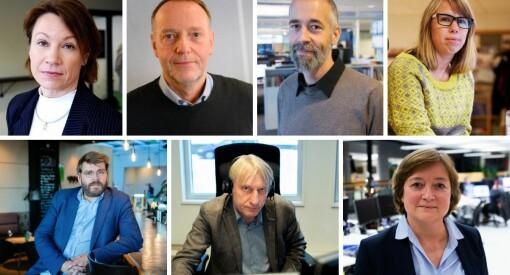 22 menn og 3 kvinner med millioninntekt. Så mye tjente lokale redaktører i fjor