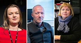 Svarte Natta-debatten: Sunt og viktig at pressen er åpen for kritikk