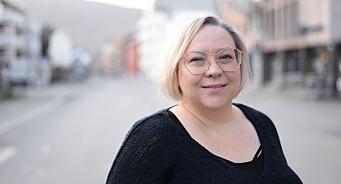 Ann-Kristin må levera sju saker kvar dag som journalist i lokalavis
