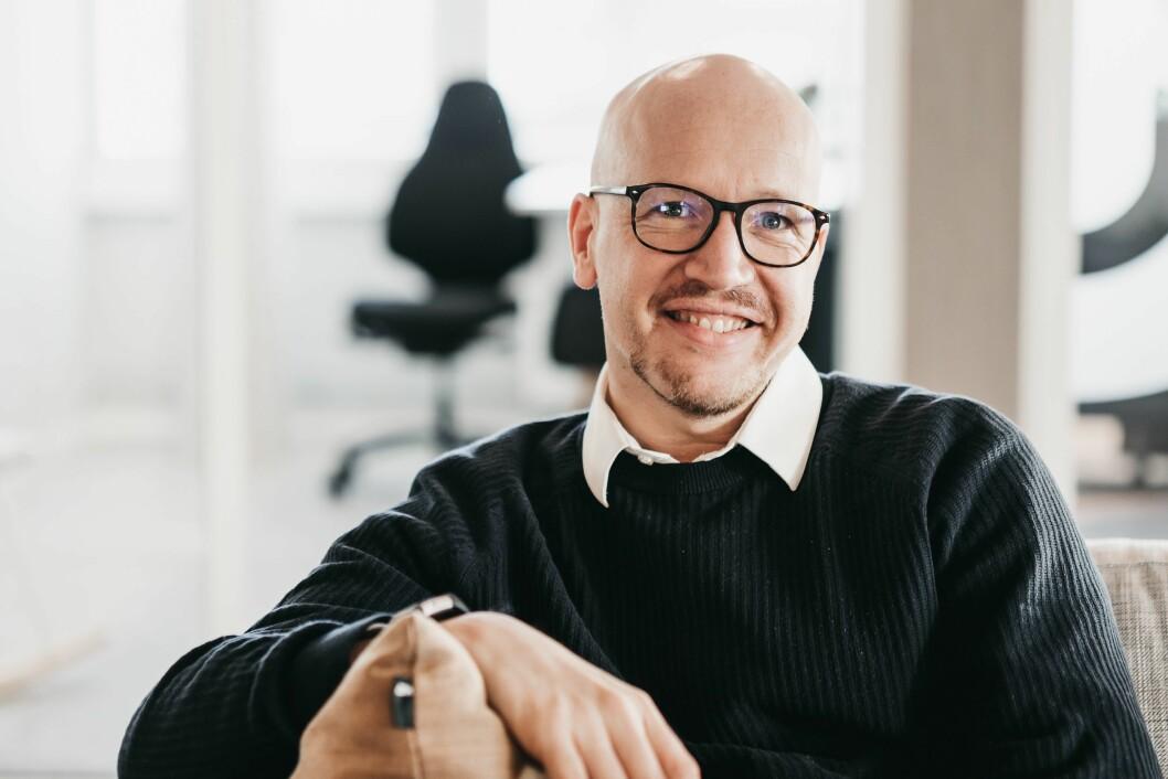 Sindre Holme, Kreatør i Nucleus