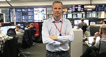 Trond Olav Skrunes går av som nyhetsleder i VG: Blir prosjektleder for redaktørene