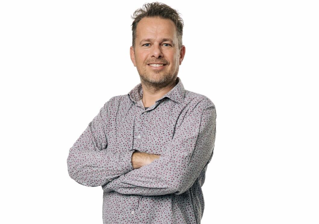 Øystein Hage blir publisher i NHSTs norske sjømatpublikasjoner