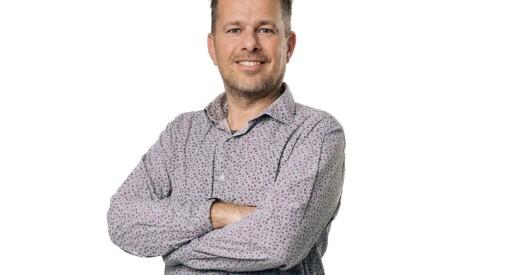Øystein Hage rykker opp i NHST: Blir publisher for Fiskeribladet, Intrafish.no og Tekfisk