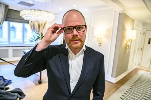 VGs sjefredaktør Gard Steiro.
