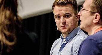 Try-Fischer svarar på PR-kritikk: – Kompetansen på norsk politikk har eg alt delt ut
