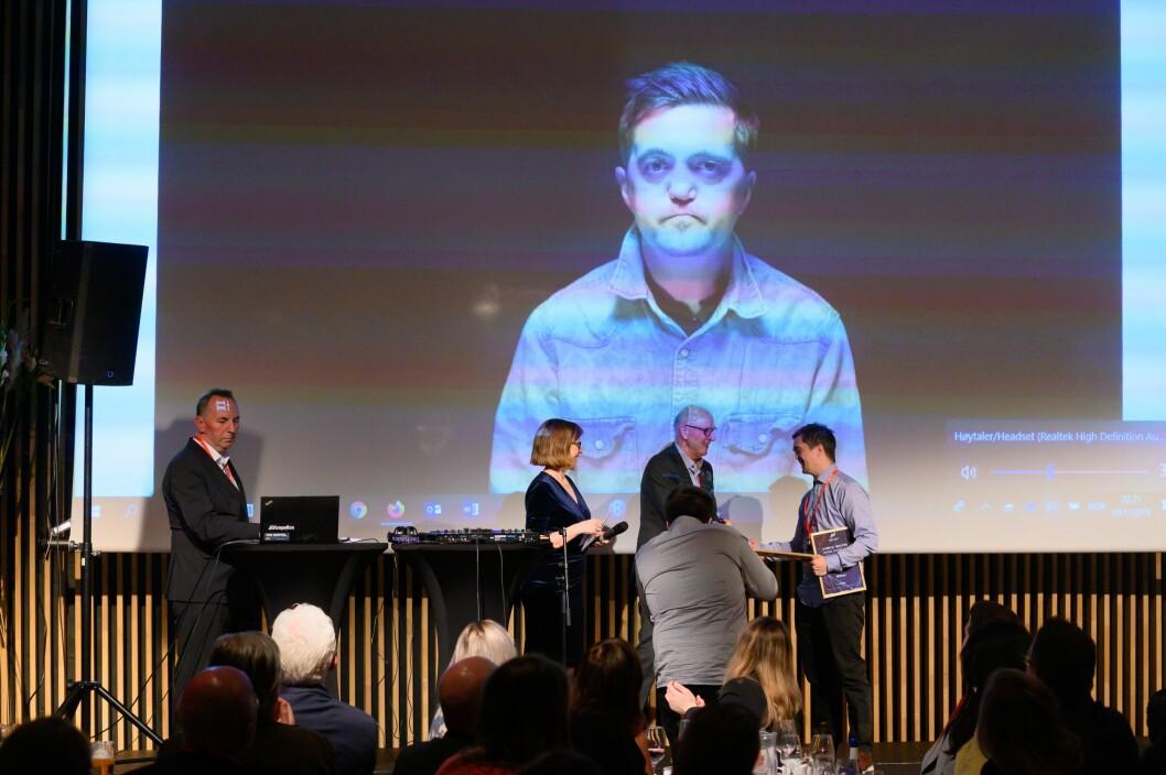 Vinner av videoprisen: Preben Hunstad – Bodø Nu – «Mobbefilmen