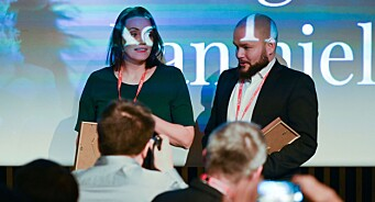 Avisa Nordland stakk av med Svarte Natta-prisen for «Mia-saken»