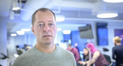 Nyhetsredaktør René Svendsen forlater Nettavisen