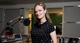 Ragna Nordenborg slutter i Ekko: Blir programleder for NRK sin nye nyhetspodkast