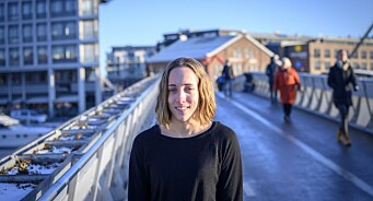 Runa Sandvik er ansatt i Cyberforsvaret: – Blir en ny utfordring