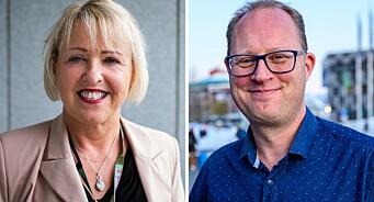 NRK og Landslaget for Lokalaviser inngår nytt samarbeid: – En unik mulighet