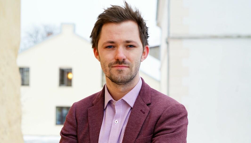 Emil André Erstad er ny kommentator i Vårt Land.