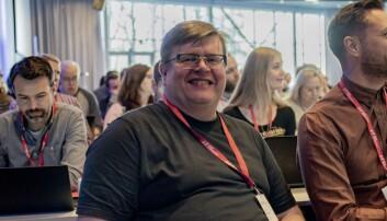 Rolf Johansen, NRKJ-leder