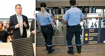 NRK-Rønneberg kritisk til politiets manglende informasjon: – Det er oppsiktsvekkende
