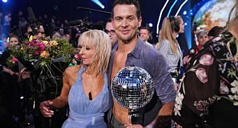 Nesten 700.000 så hele Skal vi danse-finalen på TV 2