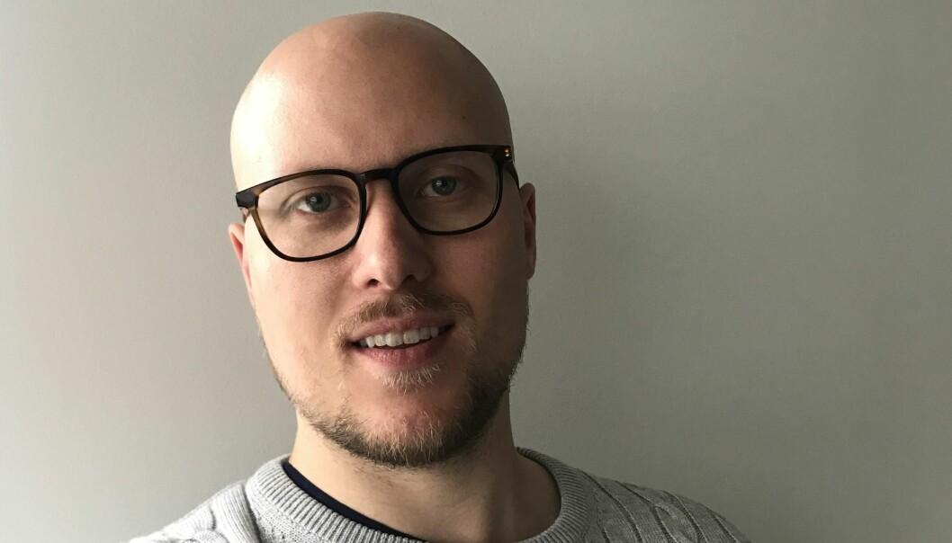 Andreas Ryen Eidem.