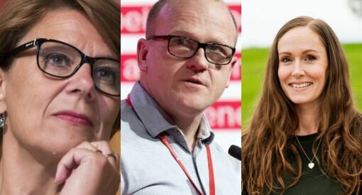 Ap-toppar knallhardt ut mot anonym spørjeundersøking frå Nettavisen og Espen Teigen