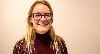Oda Aarseth forlater Nettavisen – blir ny journalist i Politiforum
