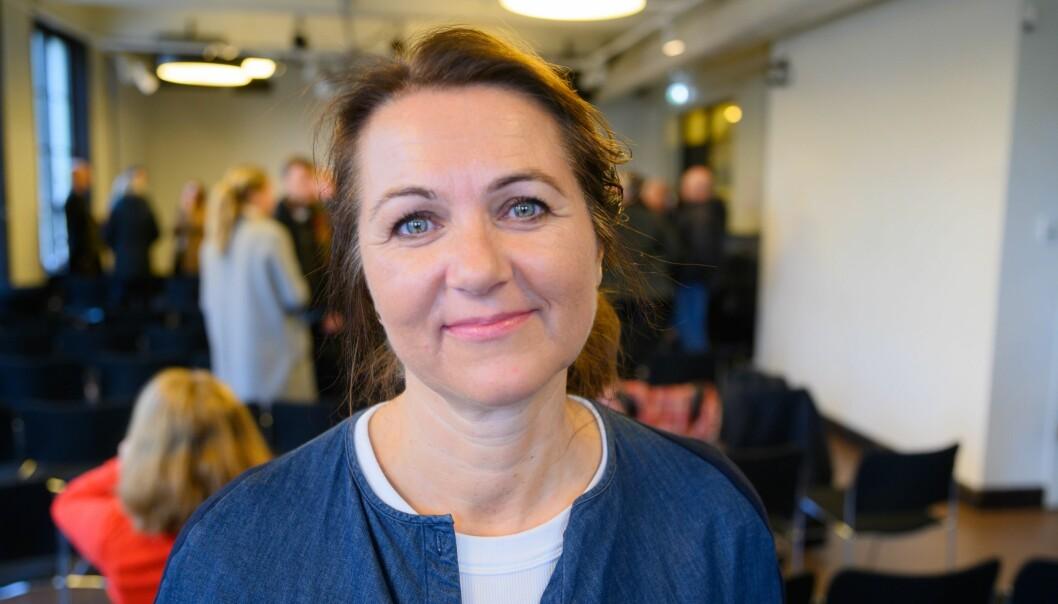 Assisterende generalsekretær i Norsk Redaktørforening, Reidun Kjellling Nybø.