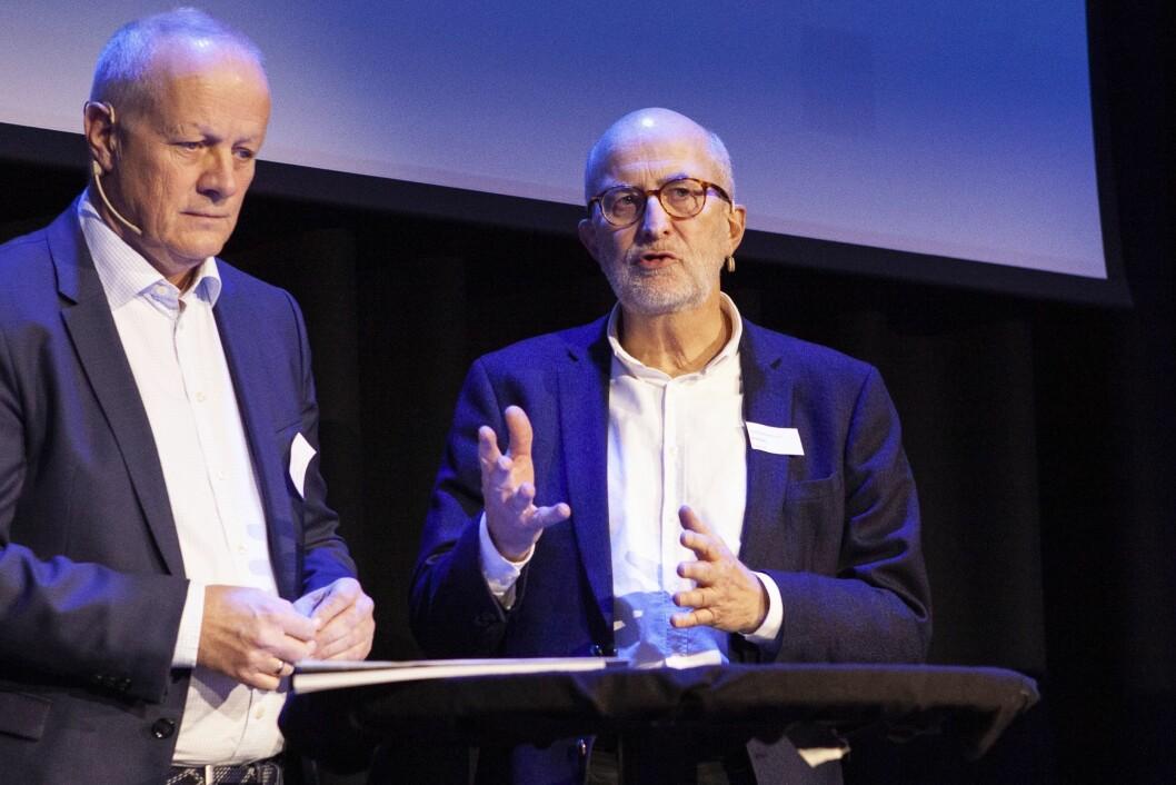 Styreleder i Fagpressen, Erik Nord, innrømmer at han er bekymret for deler av funnene i høstens kartlegging.
