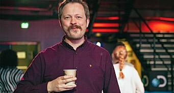 Nå skal Einar Tørnquist overta etter Harald Eia: – Jeg har bodd hos Harald i seks år for å lære han å kjenne