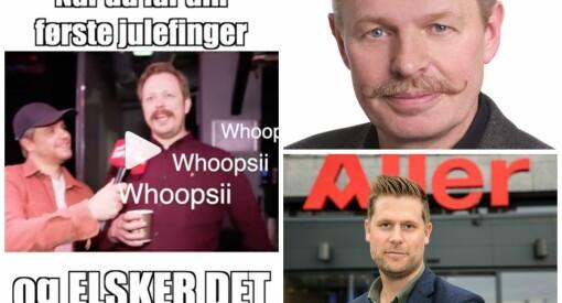 Dagbladet-reporter stakk finger i rumpa på Einar Tørnquist. Det skaper reaksjoner