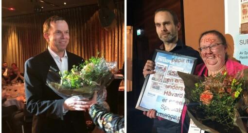 Dette er vinnerne av Sørlandets pressepriser for 2019
