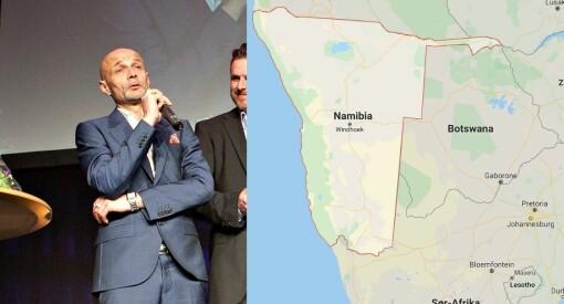 DN-journalister reiser hjem etter nektet innreise til Namibia: – De truet med opptil fem års fengsel