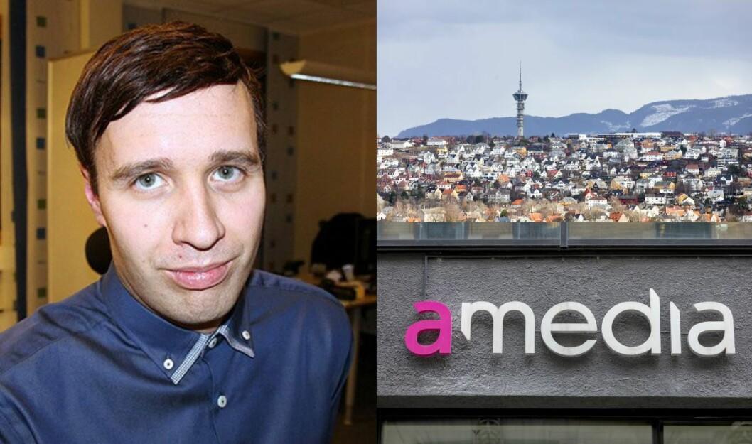 Arne Reginiussen blir redaktør for den nye avisa Nidaros.