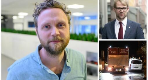 «Godt for landet», skreiv Dagbladet-kommentator om vegkaos i vest. Då såg bergenseliten raudt