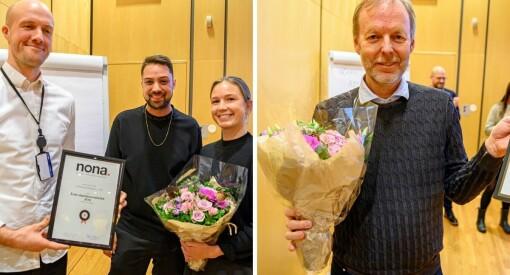 Disse vant årets NONA-priser: Både VG og Fædrelandsvennen fikk pris for beste digitaljournalistikk