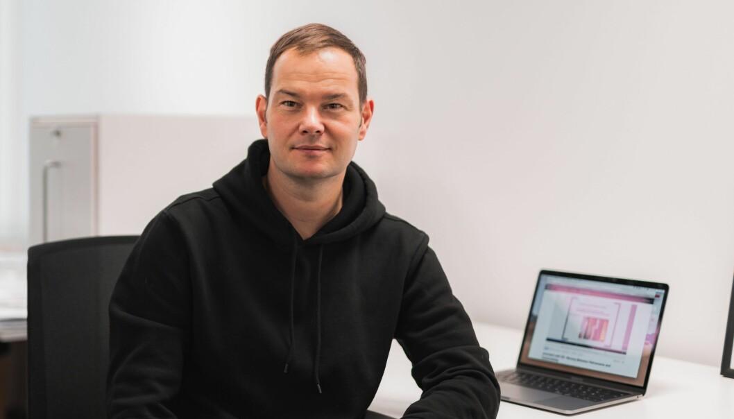 Jon Martin Larsen, høgskulelektor ved journalistikkstudiet til Høyskolen Kristiania.