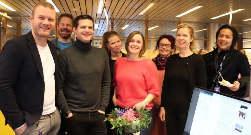 Tar opp kampen: NRK Trøndelag vil snappe SKUP-prisen foran nesa på Marienlyst-gjengen