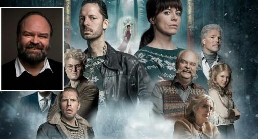 Aftenposten ga «Jul i Blodfjell 2» terningkast én - det fikk Atle Antonsen til å reagere