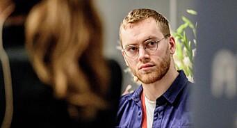 Derfor takket Martin Lægland ja til VG-jobben: – Ett av de enkleste valgene jeg har tatt