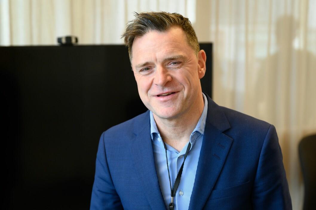 Espen Egil Hansen slutter i Schibsted etter å ha vært ansatt i bedriften i over 30 år.